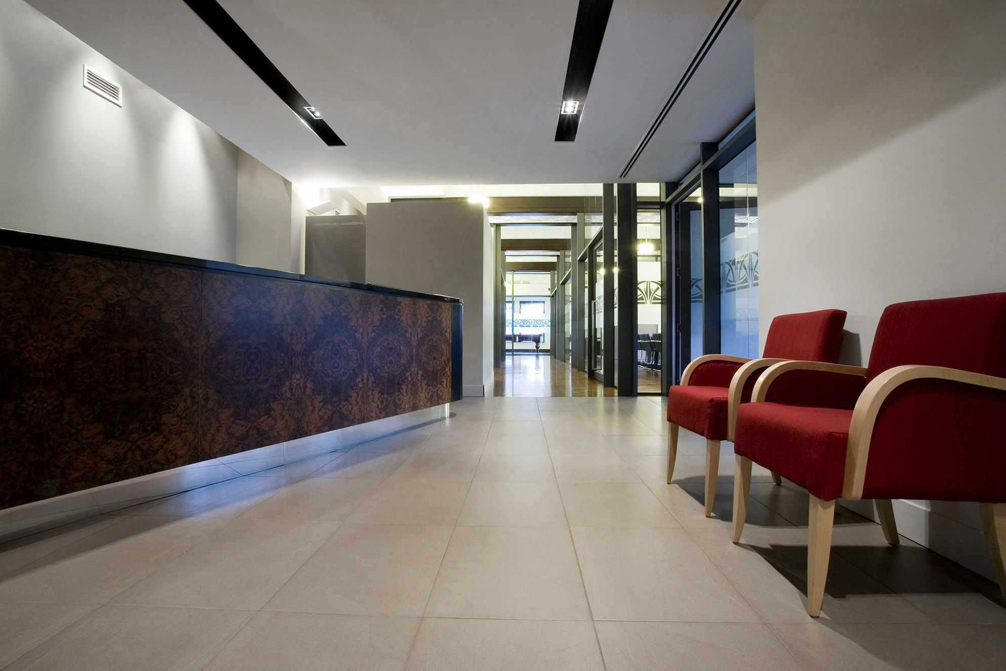 Law Office Interior Design   Wisewoulds Lawyers Legal