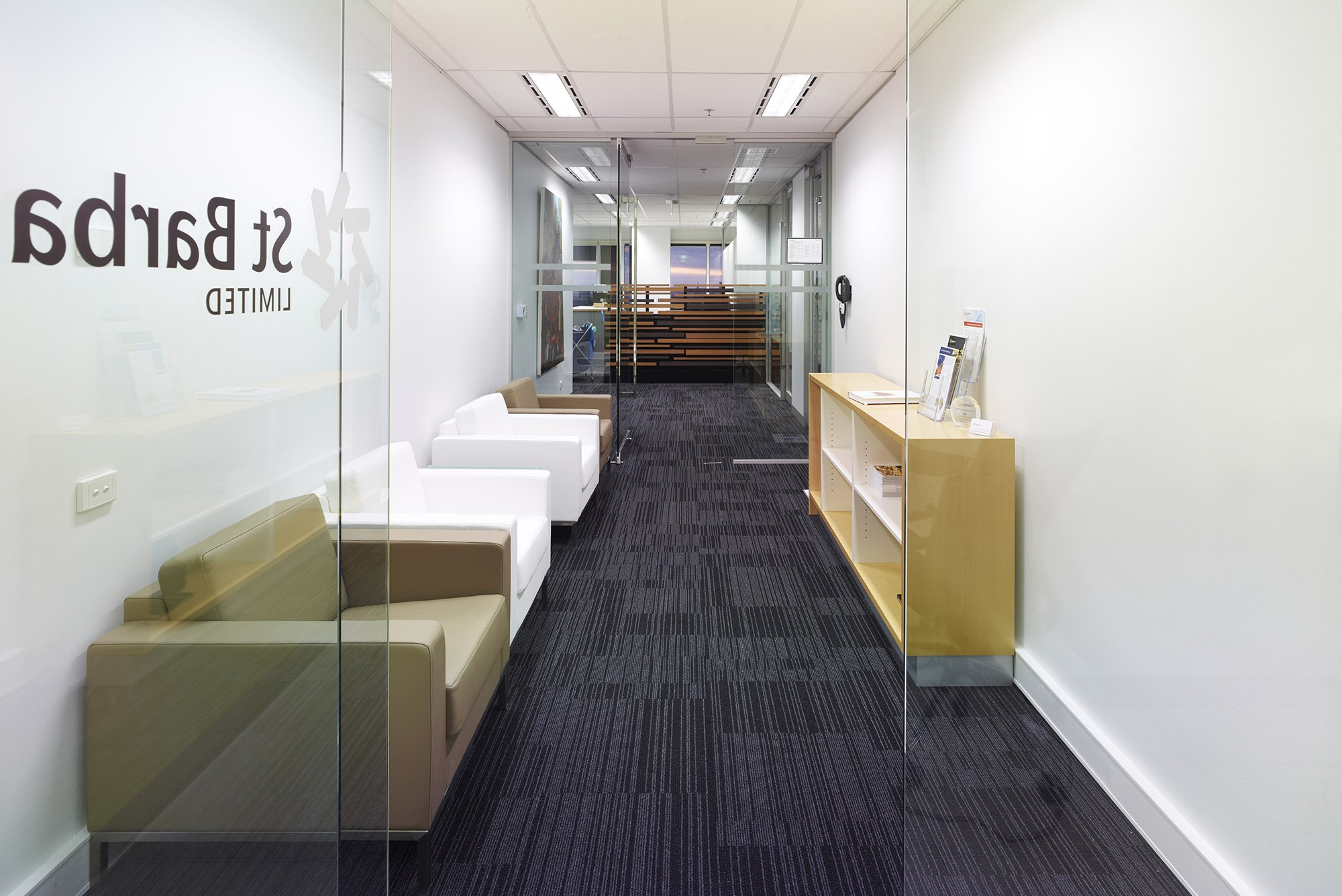 commercial interior design melbourne st barbara