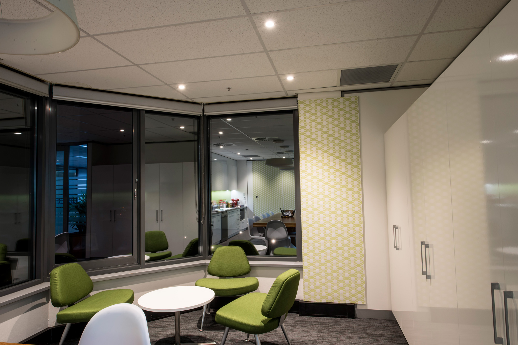 Commercial interior design melbourne for assess for Melbourne space design