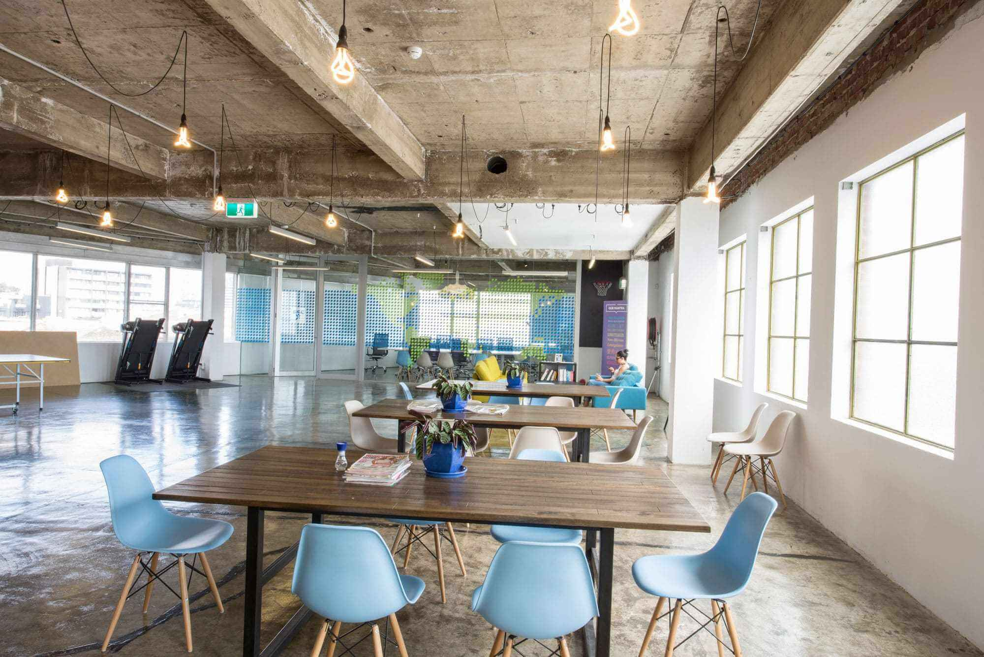 Marketing Office Interior Design