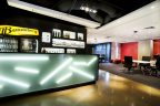 Interior Design for Office Bar for Diageo
